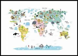 Weltkarte Poster Kinder : die 25 besten ideen zu weltkarte kaufen auf pinterest ~ Yasmunasinghe.com Haus und Dekorationen