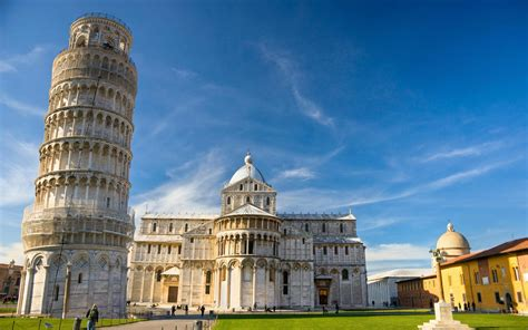 pisa town in italy thousand wonders