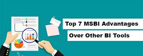 Top 7 Msbi Advantages Over Other Bi Tools  Intellipaat Blog