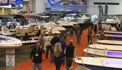 Houston Boat Show January 2018 by Boat Dealers Power Ahead As Economy Picks Up Houston