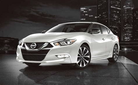 nissan maxima review release date price interior