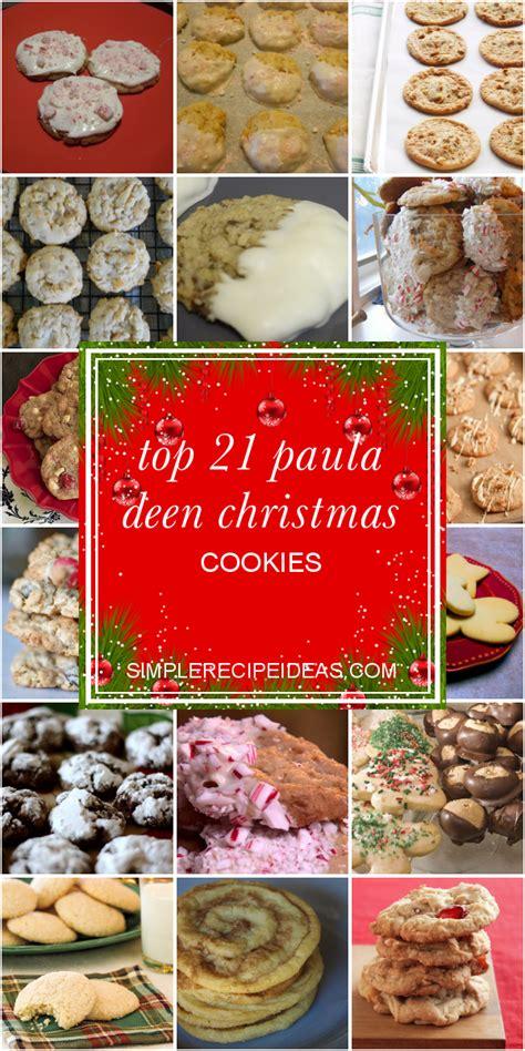 Find paula deen cookbook from a vast selection of books. Top 21 Paula Deen Christmas Cookies - Best Recipes Ever