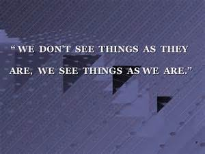 Perception Process