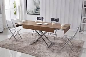 table basse qui monte et qui descend blog design d39interieur With table basse qui se monte