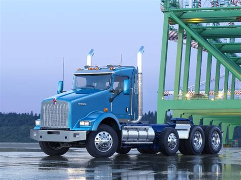 kenworth automatic t800 truck auto