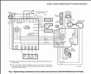 Honeywell Wifi 9850 Wiring Diagram