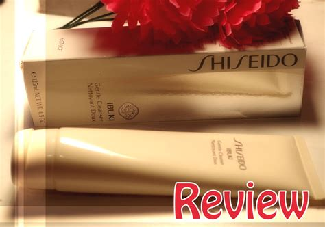 Shiseido Ibuki Gentel Cleansing shiseido ibuki gentle cleanser devuccia