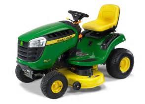 John Deere Riding Lawn Mower Tractors