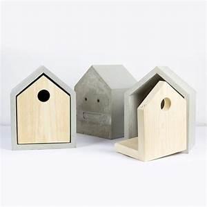 Terrasse Bauen Beton : vogelhaus rohbau beton vogelhaus holz v gel und vogelfutterhaus ~ Orissabook.com Haus und Dekorationen