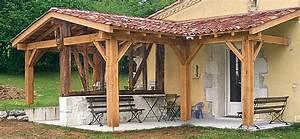 Couvrir Terrasse : couvrir sa terrasse l 39 ancienne ~ Dode.kayakingforconservation.com Idées de Décoration