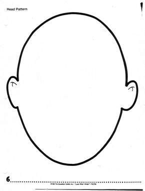 alfa img showing female blank head outline