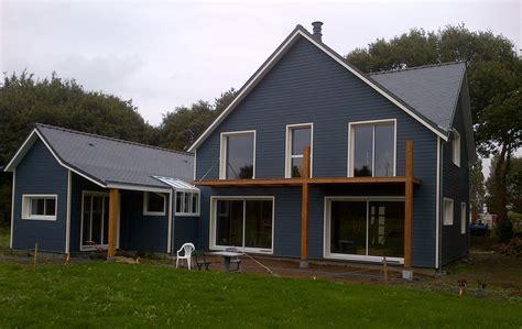 constructeur maison bois morbihan maison moderne