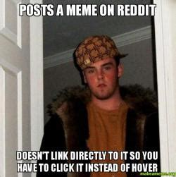 How To Post A Meme On Reddit - posts a meme on reddit doesn t link directly to it so you have to click it instead of hover