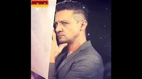 Jeremy Renner Badass Hawkeye Hairstyle Avengers