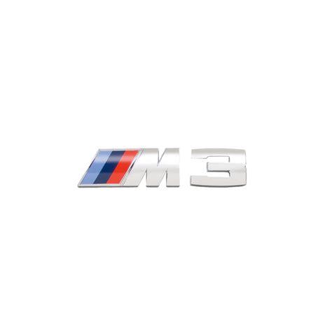 M3 Badge  E90, E92, E93