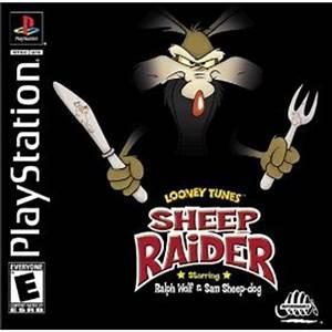 Looney Tunes Sheep Raider Video Games