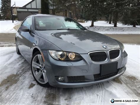 2007 Bmw 3series 335i For Sale In United States