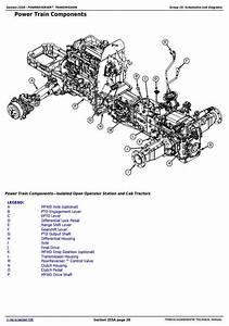 John Deere Tractors 5045e  5055e  5065e  U0026 5075e  North