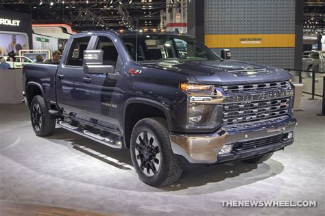 2020 Gmc 2500 Mirrors by All New Mirrors On 2020 Chevy Silverado Hd Offer Towing