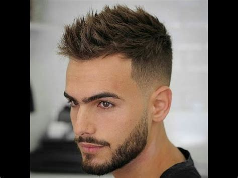 cool trendy haircut for men. get new dashing look   YouTube
