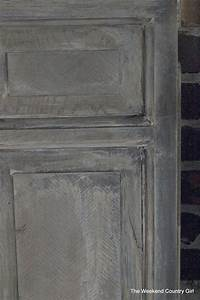 Getting a Restoration Hardware Weathered Finish The