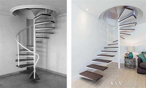 l escalier design compact option moins gourmande en espace