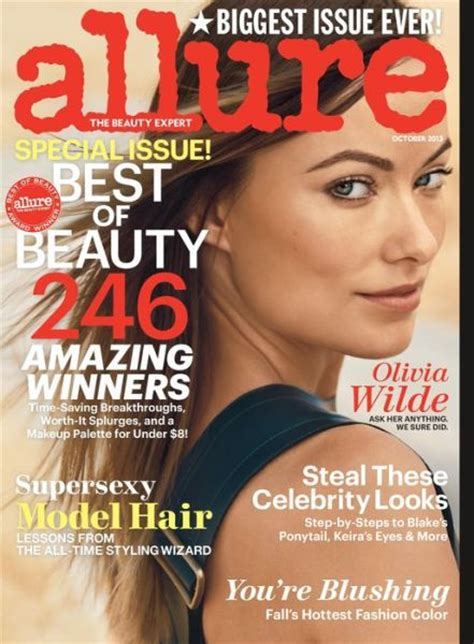picture magazine subscription allure magazine subscriptions renewals gifts