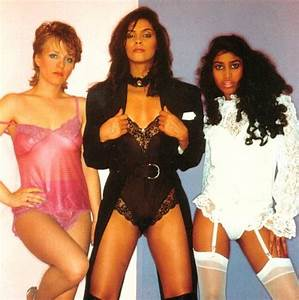 Rare and Obscure Music: Vanity 6Apollonia 6