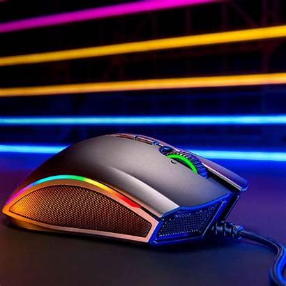 Razer Mamba Elite Mouse Chroma Rz01 Gamer