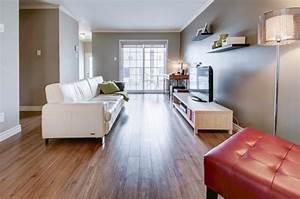 Aménager Un Salon Carré : comment amenager un salon en longueur ~ Melissatoandfro.com Idées de Décoration