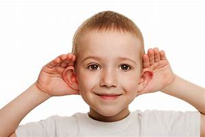 Are Your Child U0026 39 S Ears More Important Than Her Spine