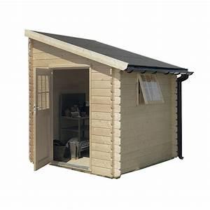 Cabane Bois Pas Cher : abri de jardin monopente en bois cabanes abri jardin ~ Melissatoandfro.com Idées de Décoration