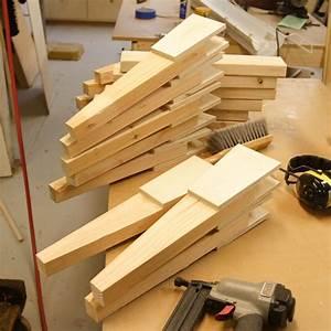 Woodworking shop storage ~ San Plans