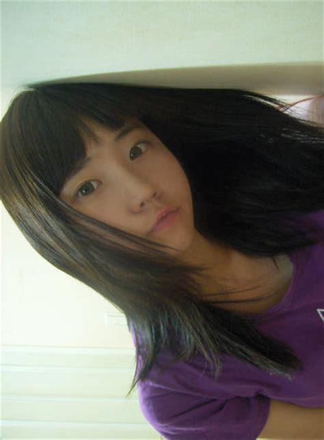 Korean schoolgirl big boobs self photos leaked