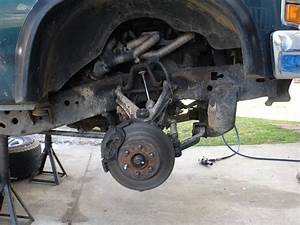 My Official Solid Axle Swap Thread  The Project Writeup