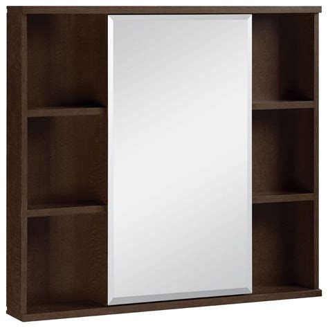 Glacier Bay Bathroom Storage Cabinet by Glacier Bay 29 3 4 In W X 27 1 2 In H Framed Surface