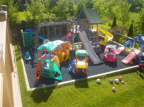 25+ Unique Outdoor Playground Ideas On Pinterest