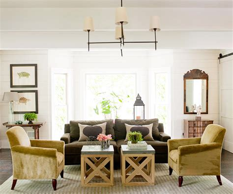 Modern Country Living Room Ideas by 2013 Country Living Room Decorating Ideas From Bhg