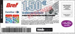 Bon De Reduction Lustucru : bon plan bloc bref wc gratuit chez carrefour ~ Maxctalentgroup.com Avis de Voitures
