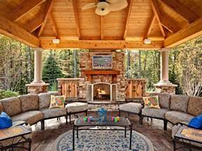Spectacular Outdoor Fireplace Design Plans by Outdoor Fireplace Plans Hgtv