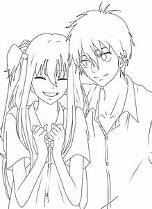Anime Coloring Pages Best Coloring Pages For Kids