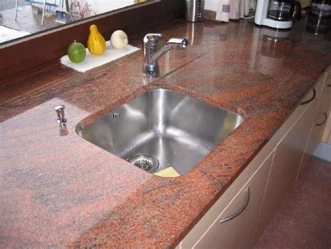 Küchen Arbeitsplatte