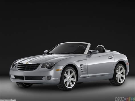 chrysler sports car convertible chrysler crossfire rear wheel drive sports car wallpaper