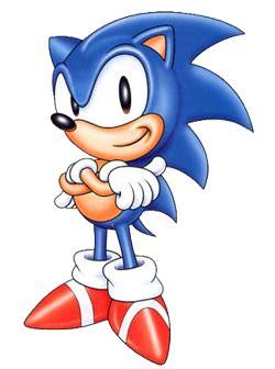 sega celebrates  decades  sonic  hedgehog
