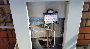 How To Relight Your Gas Hot Water Pilot Flame