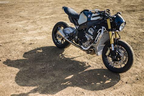 Bmw Motorrad And Orlando Bloom Present The Bmw S 1000 R Custom