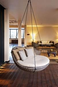 Fauteuil Suspendu Enfant : d co salon salon scandinave design contemporain arty terrasse pinterest fauteuil ~ Melissatoandfro.com Idées de Décoration