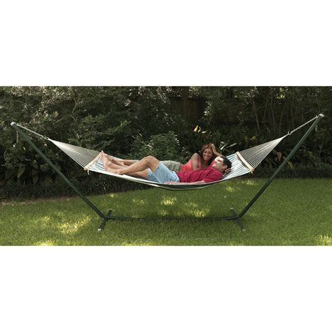 Tent Hammock Combination by Texsport 174 Sunset Bay Hammock Stand Combo 204835