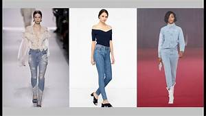 mode 2018 femme jeans With tendance mode femme