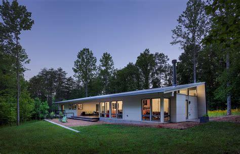 dogtrot house  stony point architect magazine haysewing design studio heds